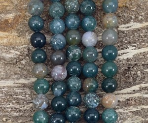 Fancy Jasper 10mm Round