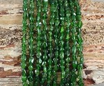 Chrome Diopside 4x6mm Tumble Nugget