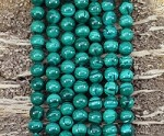Malachite 8mm Round A
