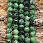 Ruby-Zoisite 10mm Round