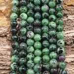 Ruby-Zoisite 8mm Round