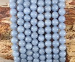 Angelite 8mm Round