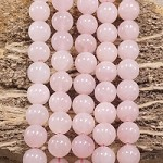 Rose Quartz 12mm Round