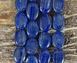Natural Lapis 18x25mm Oval